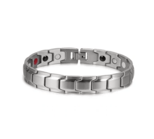 Therapeutic Energy Bracelet Silver gotolovely