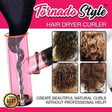 Load image into Gallery viewer, TornadoStyle™ Automatic Hair Air Curler-HOT Pink gotolovely