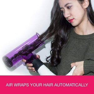 TornadoStyle™ Automatic Hair Air Curler-HOT purple gotolovely