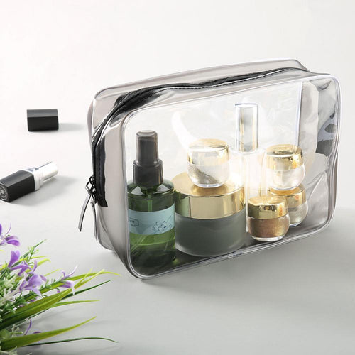 Transparent PVC Makeup Bag gotolovely