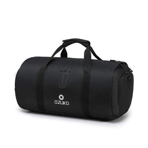 Ultimate Multi-Functional Travel Bag Black gotolovely