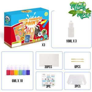 Water Art Paint Set 3 Packs (Free Shipping) gotolovely