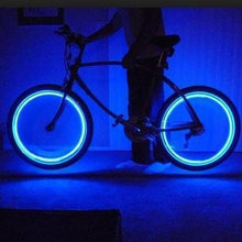 Load image into Gallery viewer, Waterproof Led Wheel Lights - 4 PCS ONLY $19.97 Blue / 2 set gotolovely