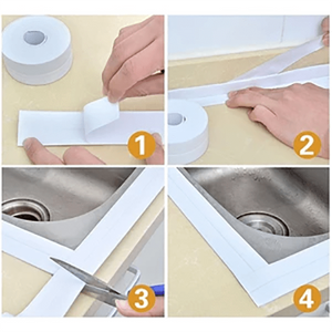 Waterproof Repair Tape for Bathtub Bathroom Kitchen gotolovely