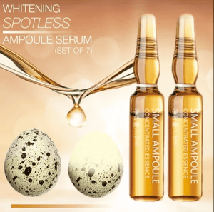 Whitening Spotless Ampoule Serum (Set of 7) gotolovely