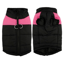Load image into Gallery viewer, Winter Dog Vest PINK / S gotolovely