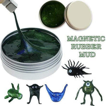 Load image into Gallery viewer, Wow!Putty Magnetic Slime——Puzzle + relieve stress gotolovely