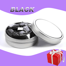 Load image into Gallery viewer, Wow!Putty Magnetic Slime——Puzzle + relieve stress Black gotolovely