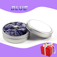 Load image into Gallery viewer, Wow!Putty Magnetic Slime——Puzzle + relieve stress Blue gotolovely