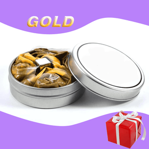 Wow!Putty Magnetic Slime——Puzzle + relieve stress Gold gotolovely