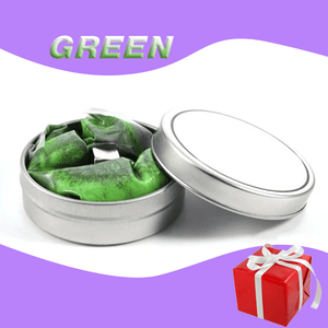 Wow!Putty Magnetic Slime——Puzzle + relieve stress Green gotolovely