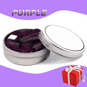 Wow!Putty Magnetic Slime——Puzzle + relieve stress Purple gotolovely