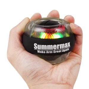 Wrist Power Gyroscopic Ball Black summermax