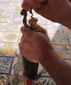 HOW TO OPEN OUR WINE TERRE DI SAN VITO
