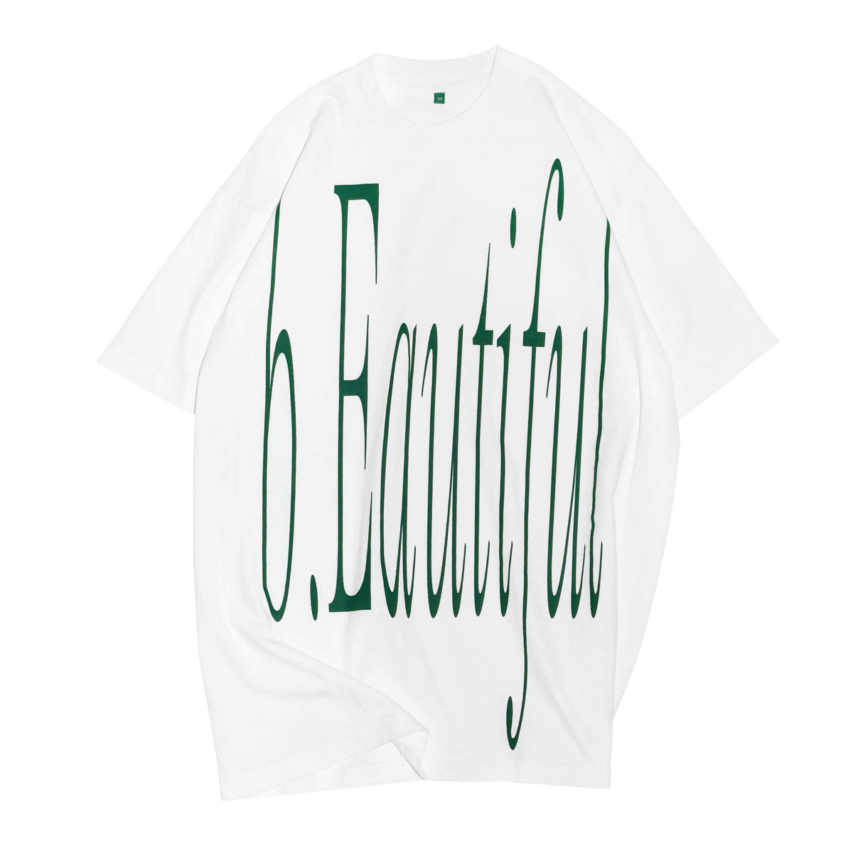 Stretch Logo T-Shirt (White)