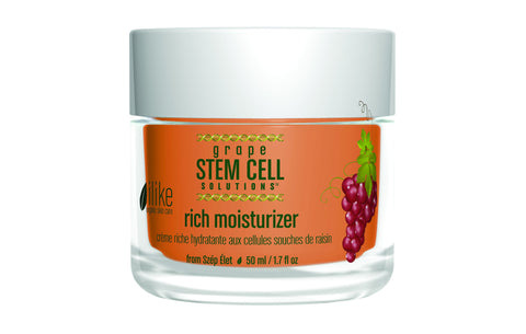 Grape Stem Cell Rich Moisturizer