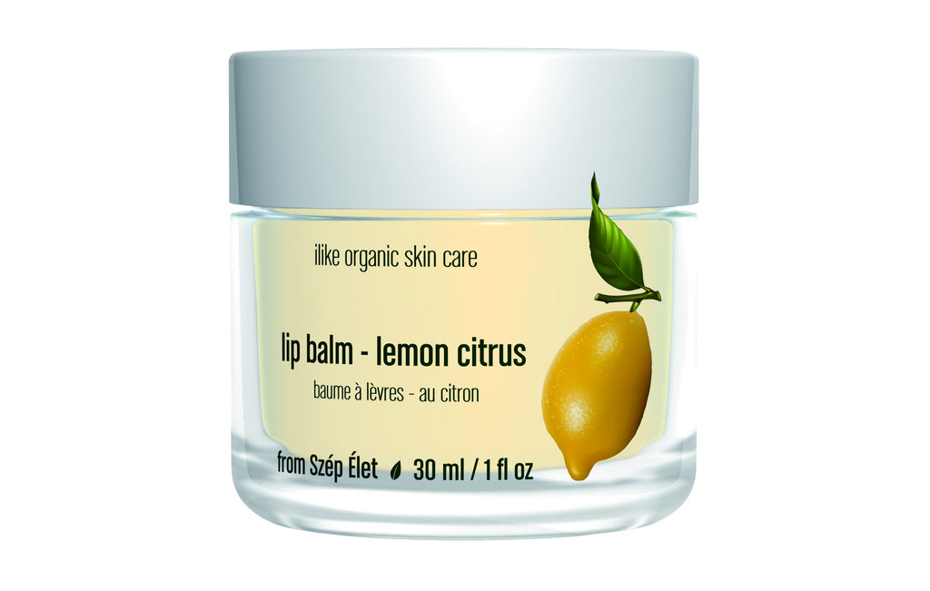 Lemon Citrus Lip Balm