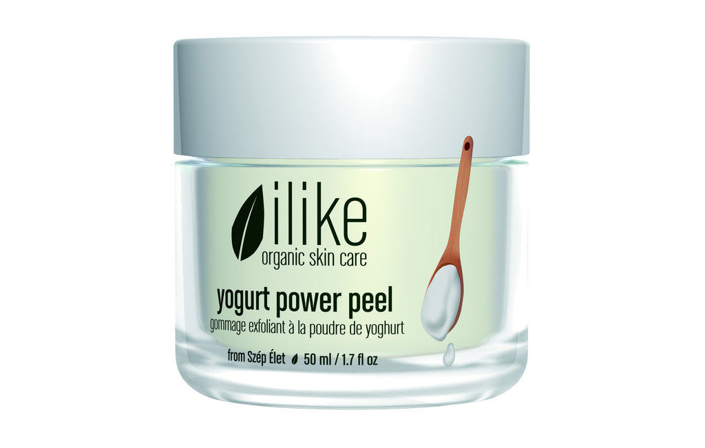 Yogurt Power Peel