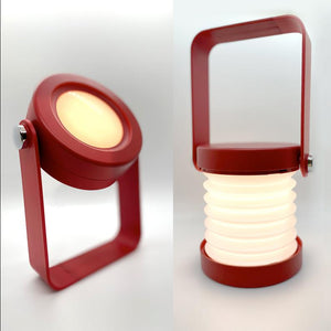 Cordless Portable Foldable Lantern Table Lamps LED Night Light USB Rechargeable