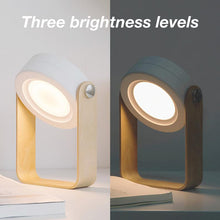 Load image into Gallery viewer, Cordless Portable Foldable Lantern Table Lamps LED Night Light USB Rechargeable