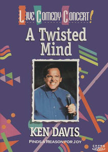 A Twisted Mind - DVD