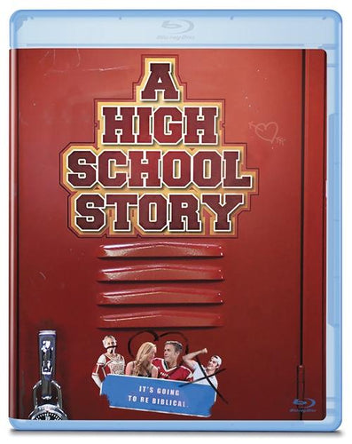 a high school story movie blu ray