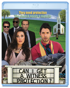 can i get a witness protection movie blu ray