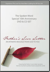 Father's Love Letter Special Edition - DVD + CD