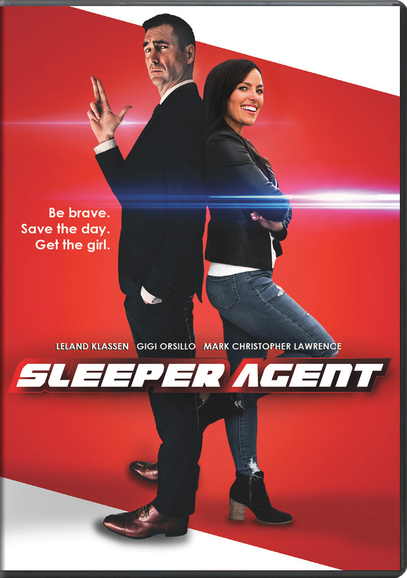 Sleeper Agent - DVD