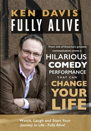 fully alive comedy concert movie dvd