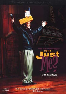 is it just me movie dvd