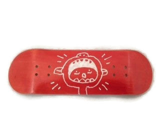 elevate fingerboard yell deck