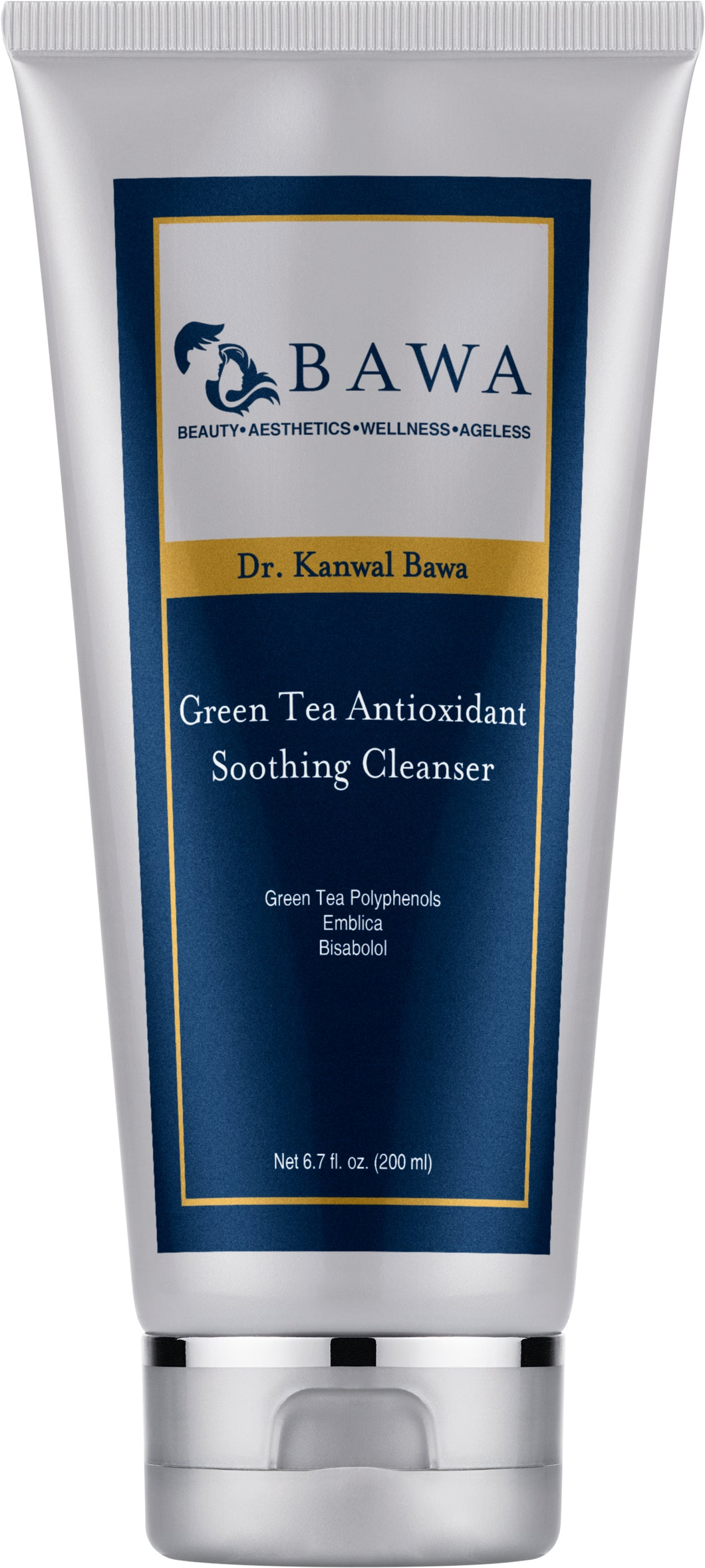 Green Tea Antioxidant Soothing Cleanser