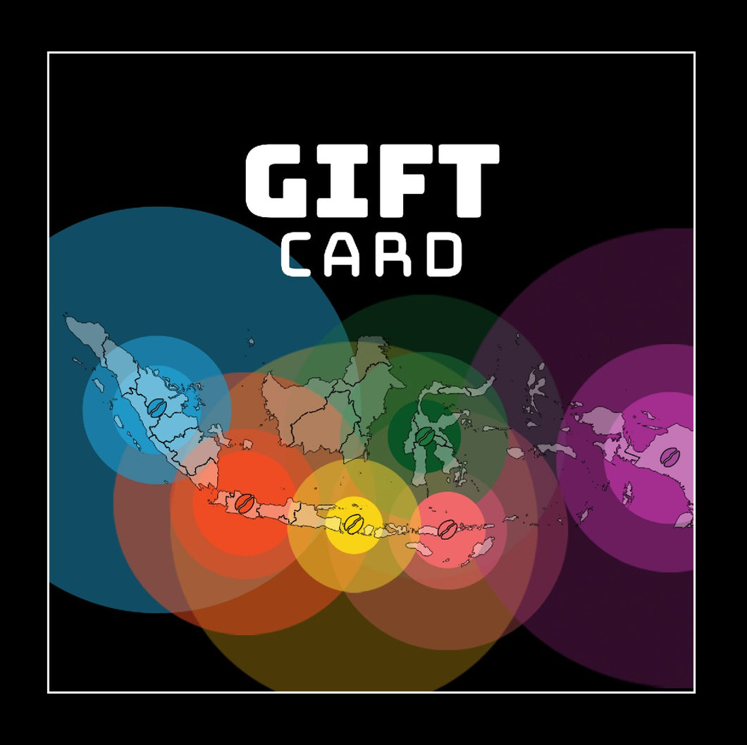 Give a Seniman Gift Card