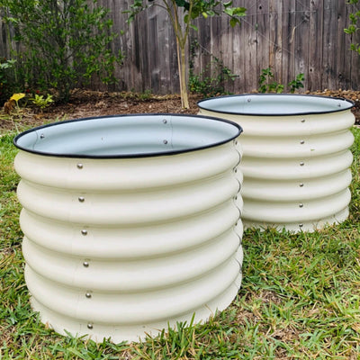 "Herb Garden 24"" Wide 17"" Tall - Twin Pack"