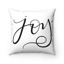 Load image into Gallery viewer, FabricMCC Personalized Any Name & Any Picture Throw Pillow Cover Customized Pillowcase DIY Custom-Made Decorative Cotton Love Photo Cushion Covers Personalized Gifts Home Bed Decor 12 x 20