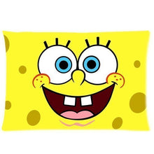 Load image into Gallery viewer, Cute Spongebob Cartoon Cotton & Polyster