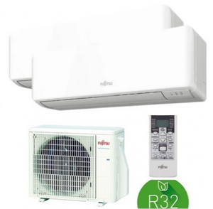 Fujitsu 2-1 Multi Split Air Conditioning