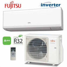 Load image into Gallery viewer, Fujitsu 2.5kw Split Air Conditioning