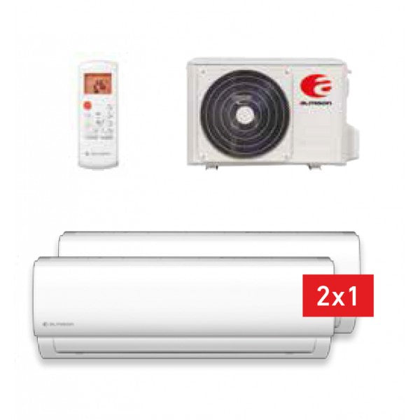 Almison 2-1 Multi Split Air Conditioning