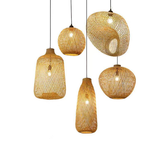 Pucuaro - Bamboo Pendant Light Philippines