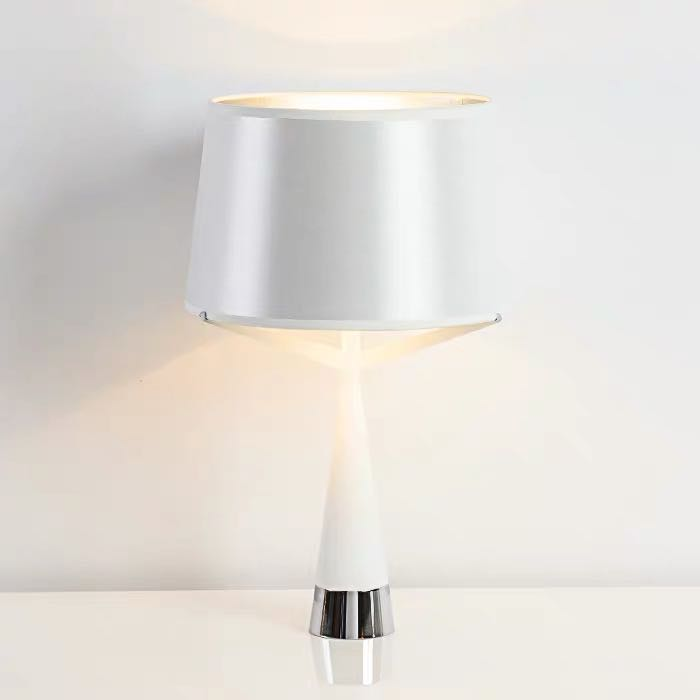 leeds white iron table lamp philippines