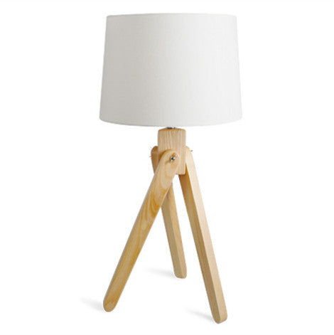 Mati - Wooden Table Lamp Philippines