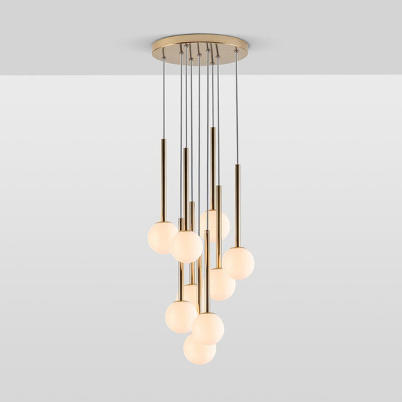 Lafayette - Glass Chandelier - Lighting Fixtures Philippines