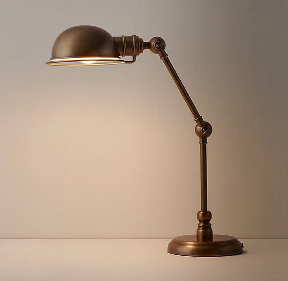 Fond Canonville - Iron Table Lamp Philippines