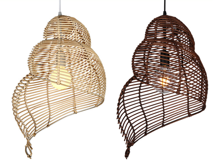 Poloros - Bamboo Pendant Light Philippines