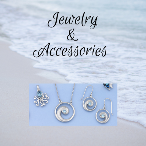 jewelry and accessories ocean inspired