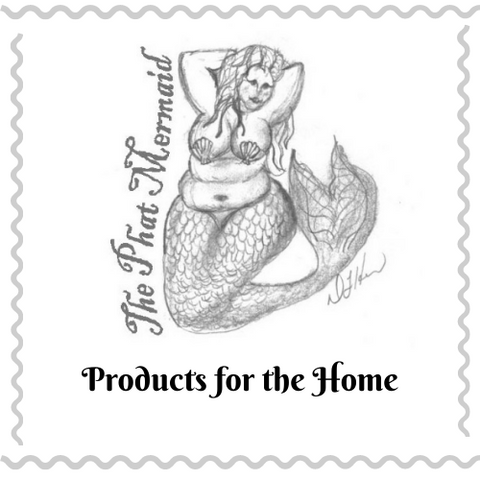 the phat mermaid products for the home