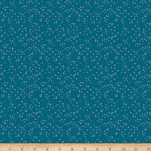 Load image into Gallery viewer, Riley Blake - Dots - Navy - 1/2 YARD CUT