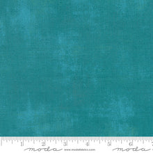 Load image into Gallery viewer, Moda Grunge Basics - Ocean - 1/2 YARD CUT